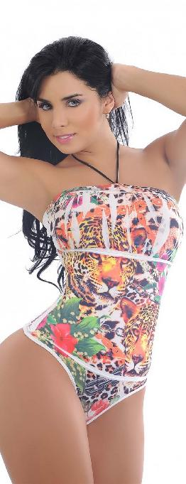 Bodys Sexys Latex