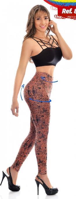 Leggings Reductor Push up