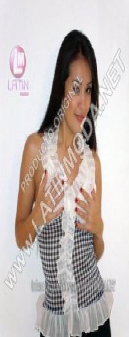 Blusa Actual Moda Dama