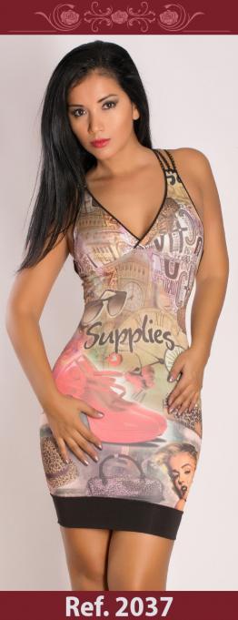 Vestido Colombiano en Promocion