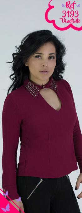 Blusa Latina Femenina